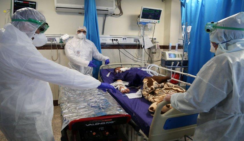223 وفاة جديدة بكورونا في ايران