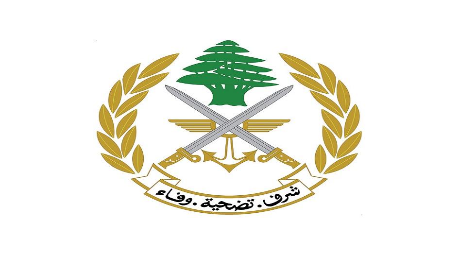 الجيش اللبناني: سنطلق النار باتجاه أي مسلح يتواجد على الطرقات